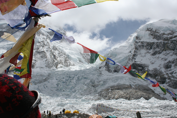 Everest South Face 1
