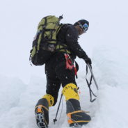 How to carry an Ice Axe