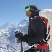 Bolle at Mera Peak Expedition 2017